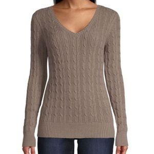 St. John's Bay Womens Pullover Sweater